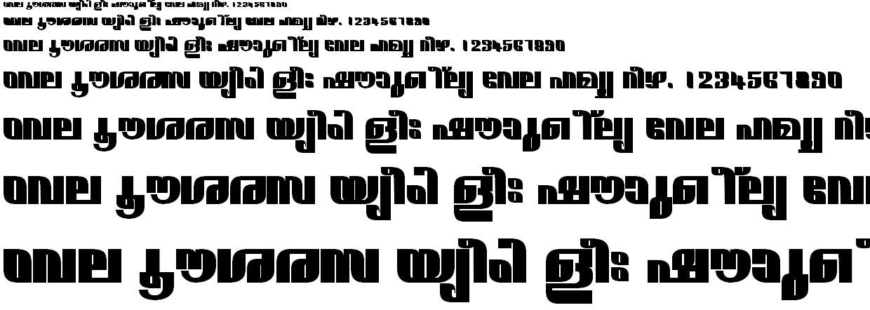 ML_TT_Naarmada ExBold Normal Malayalam Font