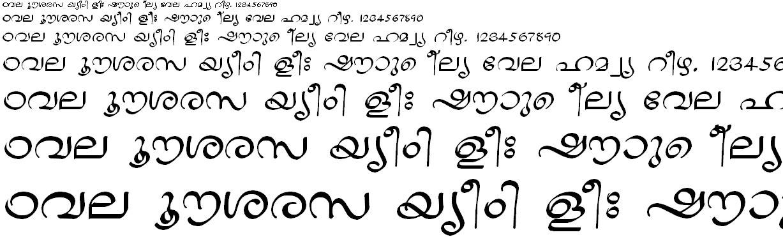FML-TT-Jaya Malayalam Font