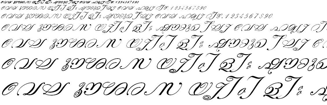 FML-TT-Kamini Malayalam Font